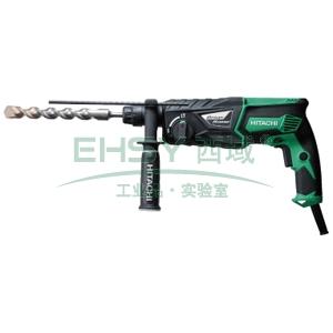 电锤钻,26mm 转速0-1100/min 锤击率0-4300/min,DH26PB