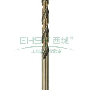 博世不锈钢钻头,HSS-Co,4.2mm×43mm,2608585848