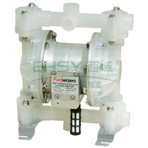 "fuel works  17150601 3/4""非金属壳体气动隔膜泵"