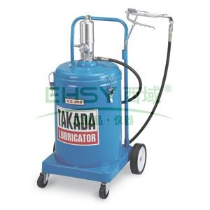 TAKADA KG-590 45:1气动黄油桶泵