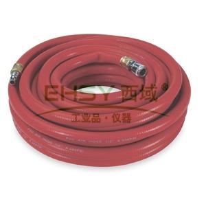 聚氯乙烯气压软管,HP0215,1/4,15m,红色
