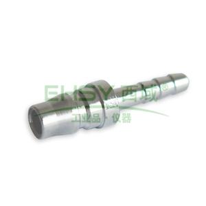 """JPE胶管插头,适用1/2""""胶管,碳钢,AFE-24PH"""