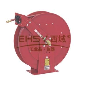 """Reelcraft重型低压输气/水卷轴,低压21bar,软管30M,内径1/2"""",82100 OL"""