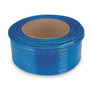 SMC蓝色PU气管,Φ6×Φ4,20M/卷,TU0604BU-20
