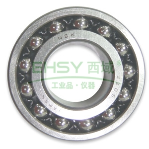 NSK调心球轴承,双列,内径*外径*宽75*130*31,2215