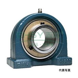 NSK带座轴承,半圆型座,UCUP207D1