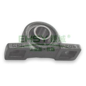 NSK带座轴承,半圆型座,圆锥孔,UKP209D1