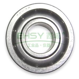 NSK角接触球轴承,P4精度,15度,内径*外径*宽17*35*10,7003CTYNSULP4