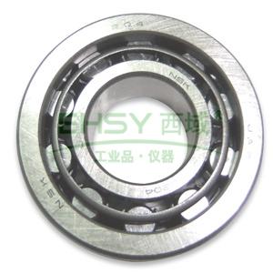 NSK圆柱滚子轴承,单列,内径*外径*宽20*47*14,NJ204W