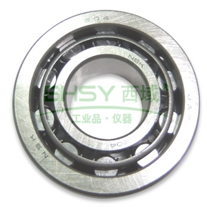 NSK圆柱滚子轴承,单列,内径*外径*宽100*180*34,NU220WC3