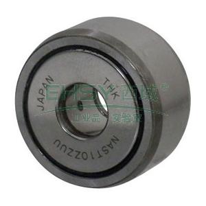 THK滚珠导向器,分离型,带圆筒形外圈和侧板,NAST6ZZ