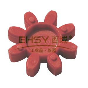 KTR ROTEX-GS弹性体,ROTEX-GS19-98SHA,红色