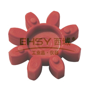 KTR ROTEX-GS弹性体,ROTEX-GS55-98SHA,红色