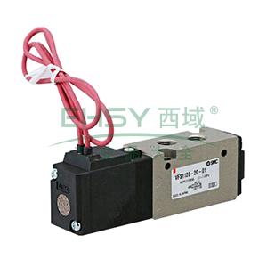 SMC 5通先导式电磁阀,VFS2320-5GB-02