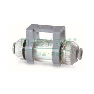SMC ZFC真空过滤器,ZFC100-04B