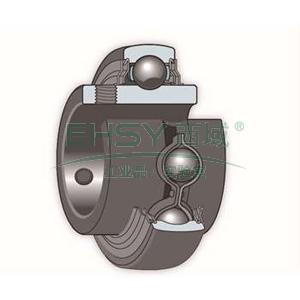 SKF Y 型轴承-轴承芯 ,内径*外径*宽度25*52*34.1,YAR 205-2F