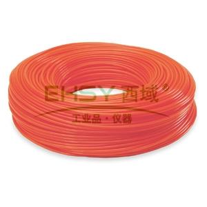 山耐斯PU气管,橙色,Φ12×Φ8,100M/卷,PU-1280-2/100M