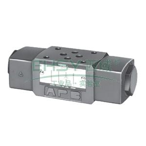 榆次油研 叠加式液控单向阀,MPW-01-4-40