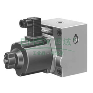榆次油研 电液比例流量控制阀,EFG-03-125-26