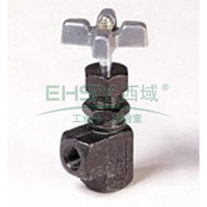 榆次油研 直角式针阀,GCTR-02-31