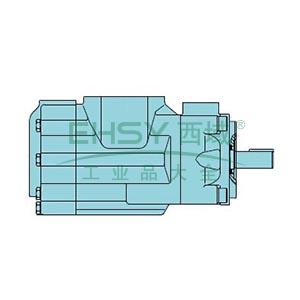 派克Parker 双联定量联叶片泵,024-93815-001Z