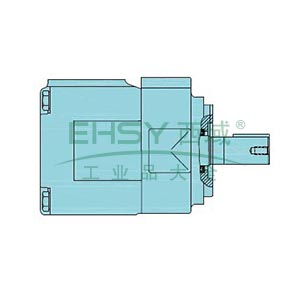 派克Parker 单联定量叶片泵,024-40993-000S