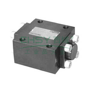 华德液压,液控单向阀,SL30PB3-30B/
