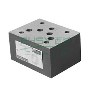 华德液压,叠加式单向阀,Z1S10D1-30B/