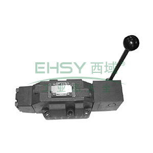 华德液压,手动换向阀,4WMM16E50B/F
