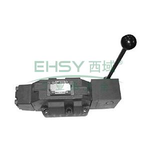 华德液压,手动换向阀,H-4WMM25H50B/F