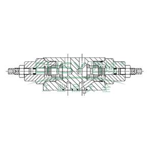 伊顿威格士EatonVickers 叠加式单向节流阀,DGMFN3XB2W41