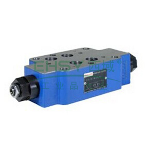 博世力士乐Bosch Rexroth 叠加式单向节流阀,R900517816,Z2FS16-3X/S2V