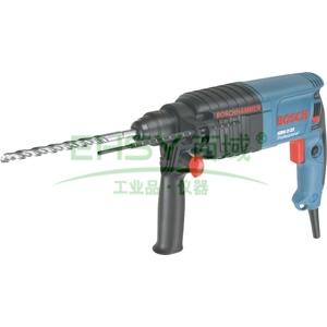 博世电锤钻,2kg 四坑可调速正反转 GBH 2-22 RE,0620W,0611250743