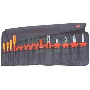 凯尼派克绝缘工具套装,15件套, 98 99 13