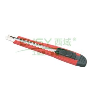力易得美工刀,塑柄 9mm,E7001