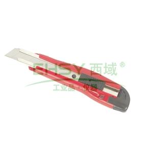 力易得美工刀,塑柄 18mm,E7003