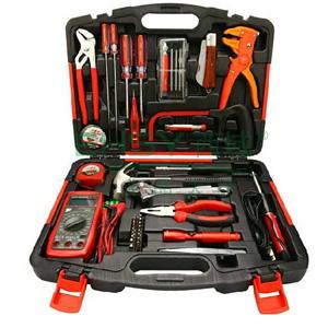 组合工具,力易得电讯工具51件套,E1414