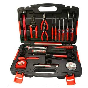 组合工具,力易得电讯工具19件套,E1416