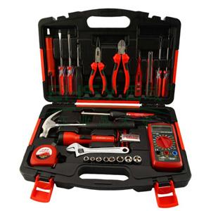 组合工具,力易得电讯工具24件套,E1419
