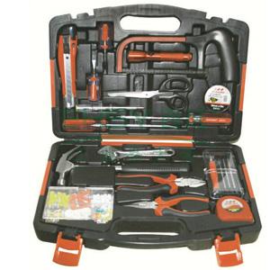 家用工具套装,力易得 18件套,E1104