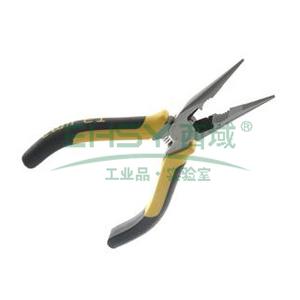 田岛电子尖嘴钳,5寸,SHP-L125