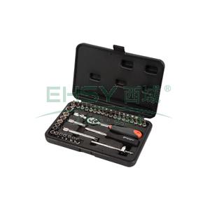 组合工具,38件套6.3MM系列公制组套,S010038