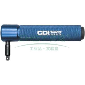 """CDI 扭力扳手, 1/4""""方头 20-170 in.lbs,1501TP-1"""