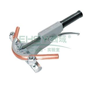 里奇 棘轮弯管器,含铜管弯管模头:10,12,14,15,16,18,22mm,326