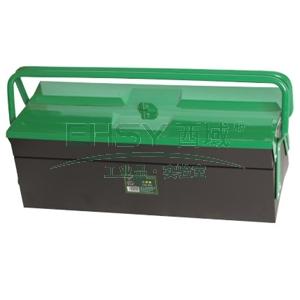 铁皮工具箱,双把三层,DL-TX013