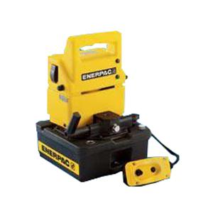 恩派克经济型电动泵,单作用,700bar,PUJ-1200E