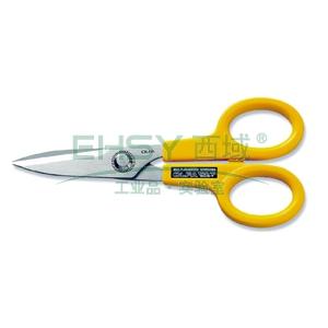 OLFA 小型防滑剪刀,SCS-1