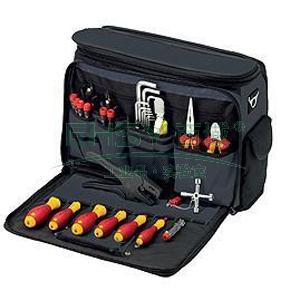 威汉电工绝缘工具组套,29件套,33152