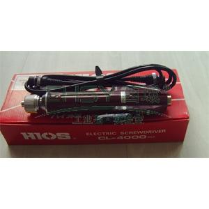 HIOS电批,拉杆启动式 0.1-0.55Nm/0.9-4.8 lbf.in,CL-4000