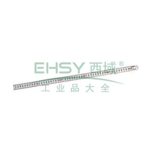 不锈钢直尺,(公制),2000mm,BS178200